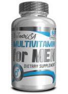 Витамины Multivitamin for men 60таб. (BioTech)